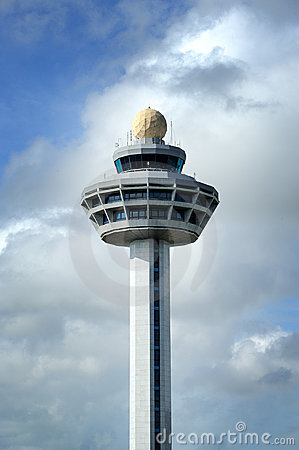 Changi Airport Control Tower Stock Photos, Images, & Pictures - 56 ...