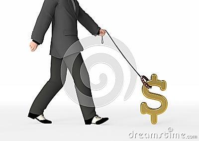 Controlling financial future