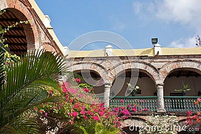 The Convent of La Popa in Cartagena