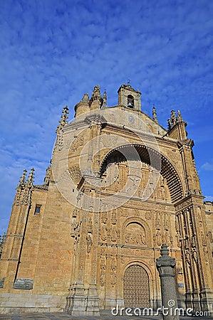 Convent of  St Esteban.