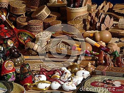 Conventual souvenirs