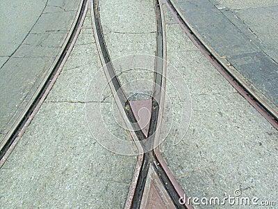 Converging Tracks