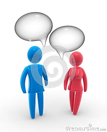 Free Conversation Stock Photo - 7370130