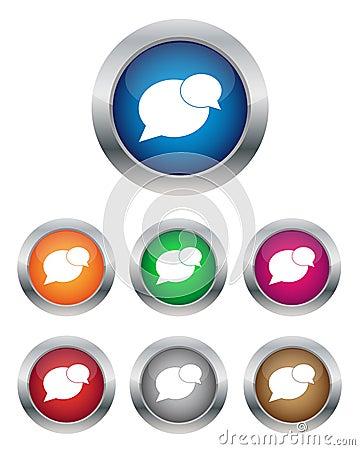 Conversation buttons