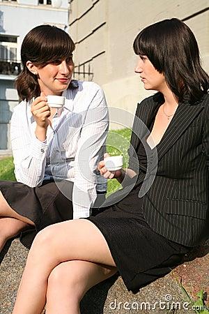 Conversation of women