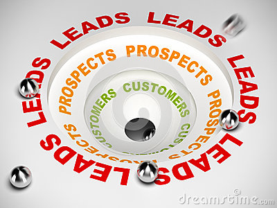 Conversion Funnel - Leads to Sales