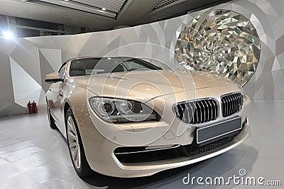 Convertible car Editorial Photography