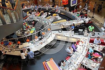 Conveyor Belt Restaurant Chinese