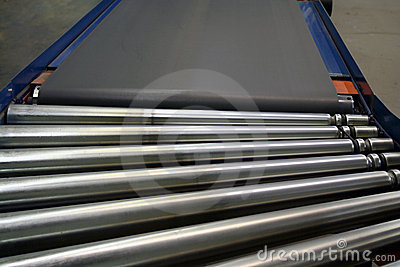 Conveyor Rollers and belt