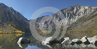 Convict Lake Stock Photography - Image: 25460992