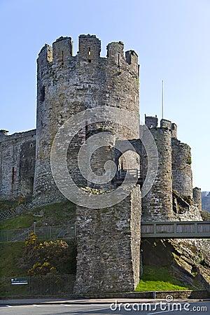 Conwy Castle - Conwy - Wales