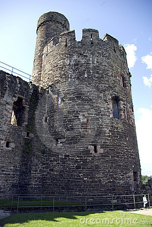 Conwy Castle Tower