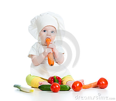 how to cook food for baby food