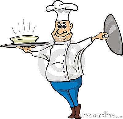 Cook, cooking - bon appetit