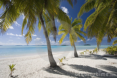 Cook Islands - Aitutaki Lagoon