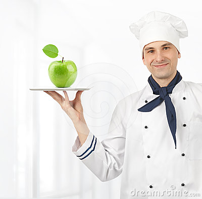 Cook man