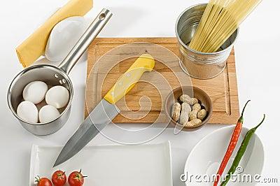 Cook preparation