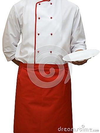 Cook uniform
