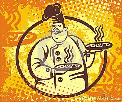 Cook vector logo