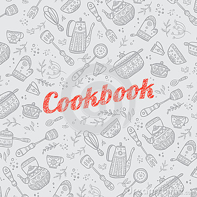 cookbook covers template - 28 images - family book cover clipart ...