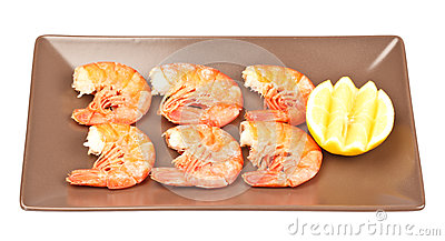 Cooked Prawn Tails