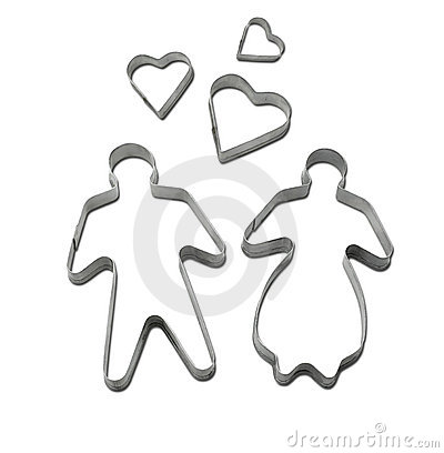 Free Cookie Cutter (clipping Path) Stock Photo - 17753650