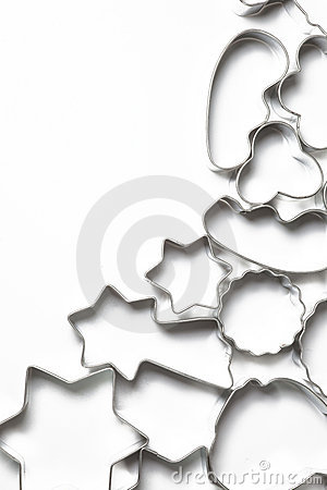 Free Cookie Cutters Stock Photo - 11839420