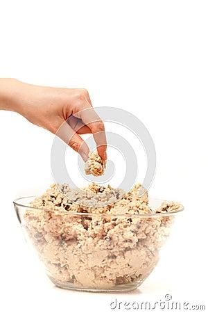 Cookie Dough Taste Test