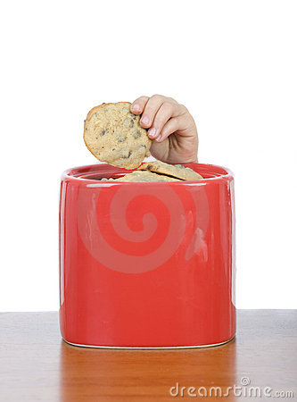 Free Cookie Jar Stock Images - 8194254