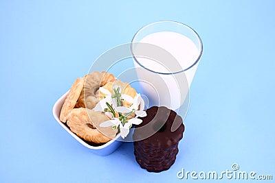 Cookie nad milk