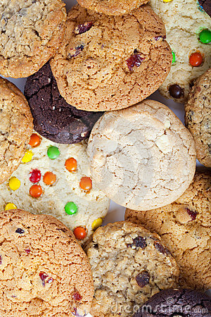 Free Cookies Royalty Free Stock Image - 15733506