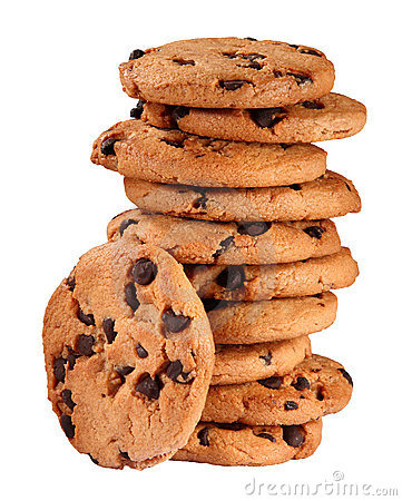 Free Cookies Royalty Free Stock Photos - 17726468