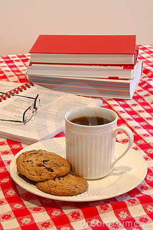 Cookies and Coffee Break