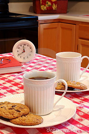 Cookies and Coffee Brunch