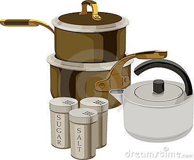 Cooking battery