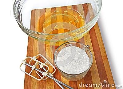 Cooking cream bulee