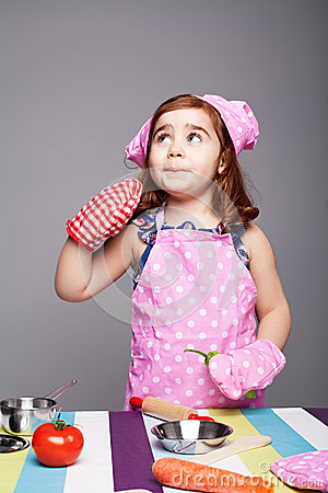 Free Cooking Love Stock Photography - 29491262