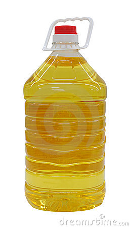 Free Cooking Oil Royalty Free Stock Photos - 12119578
