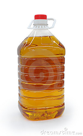Free Cooking Oil Royalty Free Stock Photos - 12119608