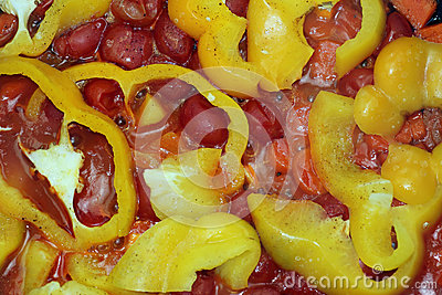 Cooking Peppers