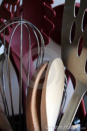 Free Cooking Utensils Royalty Free Stock Images - 1312329
