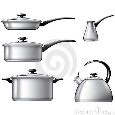 Free Cooking Ware Stock Photo - 18183100