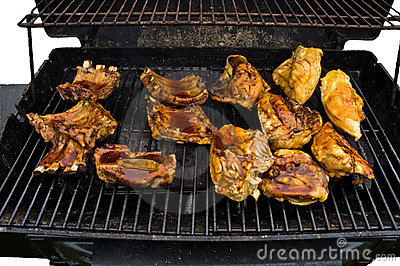 Cookout on a Gas Grill