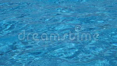 cool blue water pattern stock video video 61203509