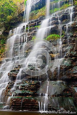 Cool cascade