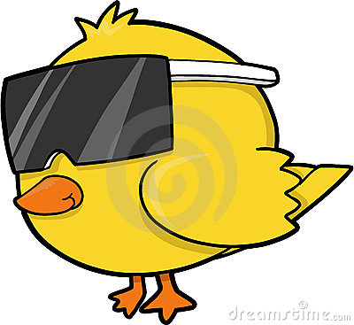 Cool Chick Vector
