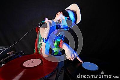 Cool kid DJ