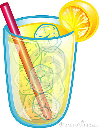 Cool Lemonade Drink
