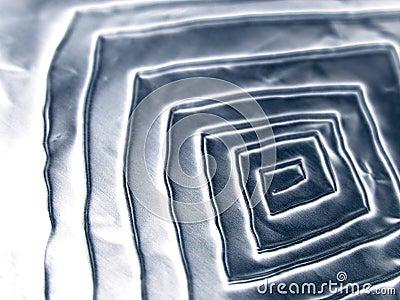 Cool Metallic Spiral Texture 2