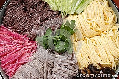 Cool noodle